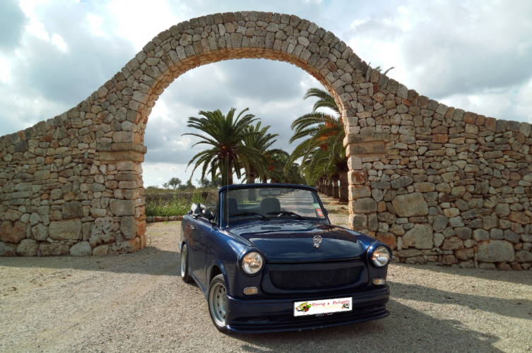 Trabant Convertible Tour